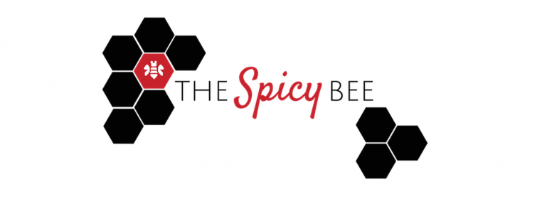 The Spicy Bee - Logo and Brand Image Development